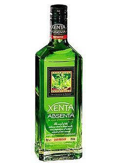 абсент Absenta Xenta в Duty Free купить с доставкой в Санкт-Петербурге