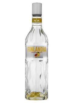 водка Finlandia Grapefruit в Duty Free купить с доставкой в Санкт-Петербурге