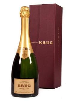 шампанское Krug Grande Cuvee в Duty Free купить с доставкой в Санкт-Петербурге