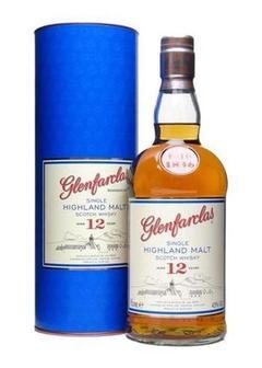 виски Glenfarclas 12 Y.O. в Duty Free купить с доставкой в Санкт-Петербурге