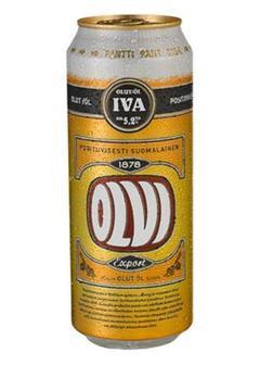 пиво Olvi Export 24 шт в Duty Free купить с доставкой в Санкт-Петербурге