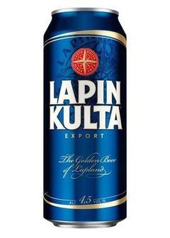 пиво Lapin Kulta Export в Duty Free купить с доставкой в Санкт-Петербурге