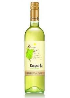 вино Danzante Pinot Grigio в Duty Free купить с доставкой в Санкт-Петербурге