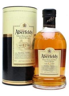 виски Aberfeldy 12 Y.O. в Duty Free