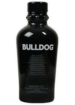 джин Bulldog в Duty Free купить с доставкой в Санкт-Петербурге
