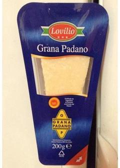 элитные продукты Сыр Grana Padano 200гр в Duty Free купить с доставкой в Санкт-Петербурге