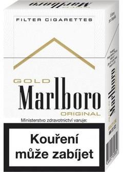 сигареты Marlboro Gold в Duty Free купить с доставкой в Санкт-Петербурге