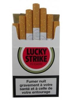 сигареты Lucky Strike Red в Duty Free купить с доставкой в Санкт-Петербурге
