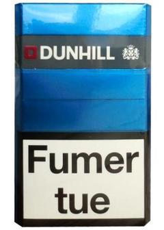 сигареты Dunhill Blue в Duty Free купить с доставкой в Санкт-Петербурге