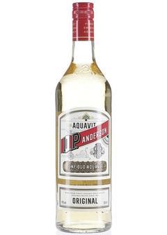 аквавит OP Anderson Aquavit в Duty Free купить с доставкой в Санкт-Петербурге