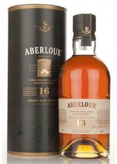 виски Aberlour 16 Y.O. в Duty Free купить с доставкой в Санкт-Петербурге