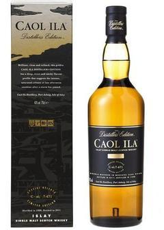 виски Caol Ila Distillers Edition в Duty Free купить с доставкой в Санкт-Петербурге