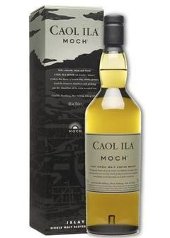 виски Caol Ila Moch в Duty Free купить с доставкой в Санкт-Петербурге