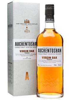 виски Auchentoshan Virgin Oak в Duty Free купить с доставкой в Санкт-Петербурге