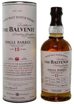 виски Balvenie Single Barrel 15 Y.O. в Duty Free купить с доставкой в Санкт-Петербурге