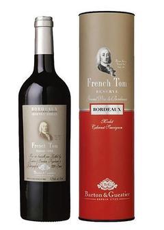 вино B&G French Tom Reserve в Duty Free купить с доставкой в Санкт-Петербурге