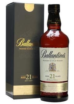 виски Ballantines 21 Y.O. в Duty Free купить с доставкой в Санкт-Петербурге
