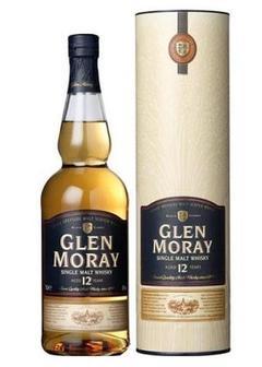 виски Glen Moray 12 Y.O. в Duty Free купить с доставкой в Санкт-Петербурге