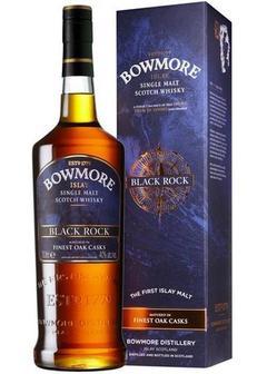 виски Bowmore Black Rock в Duty Free купить с доставкой в Санкт-Петербурге