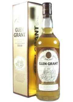 виски Glen Grant 10 Y.O. в Duty Free купить с доставкой в Санкт-Петербурге