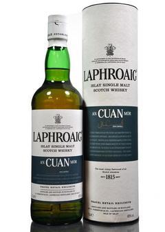виски Laphroaig An Cuan Mor в Duty Free купить с доставкой в Санкт-Петербурге