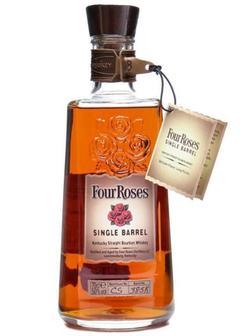 виски Four Roses Single Barrel в Duty Free купить с доставкой в Санкт-Петербурге
