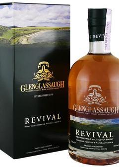 виски Glenglassaugh Revival в Duty Free купить с доставкой в Санкт-Петербурге
