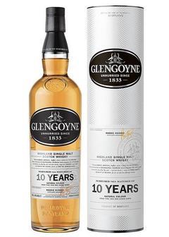 виски Glengoyne 10 Y.O. в Duty Free купить с доставкой в Санкт-Петербурге