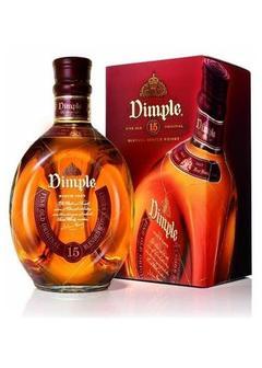 виски Dimple 15 Y.O. в Duty Free купить с доставкой в Санкт-Петербурге