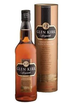 виски Glen Kirk 12 Y.O. в Duty Free купить с доставкой в Санкт-Петербурге