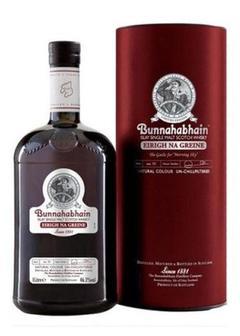 виски Bunnahabhain Eirig na Greine в Duty Free купить с доставкой в Санкт-Петербурге