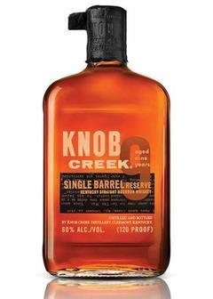 виски Knob Creek Single Barrel Reserve в Duty Free купить с доставкой в Санкт-Петербурге