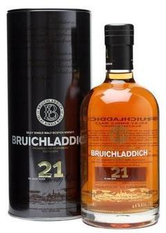 виски Bruichladdich 21 Y.O. в Duty Free купить с доставкой в Санкт-Петербурге