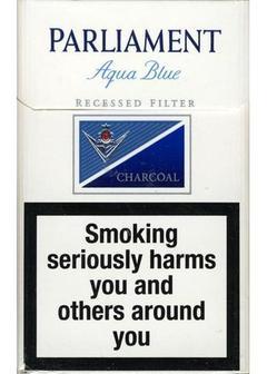 сигареты Parliament Aqua Blue в Duty Free купить с доставкой в Санкт-Петербурге