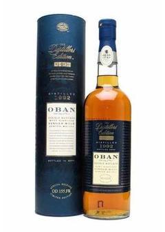 виски Oban Distillers Edition в Duty Free купить с доставкой в Санкт-Петербурге