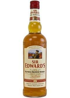виски Sir Edwards в Duty Free купить с доставкой в Санкт-Петербурге