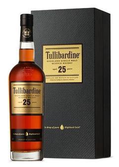 виски Tullibardine 25 Y.O. в Duty Free купить с доставкой в Санкт-Петербурге