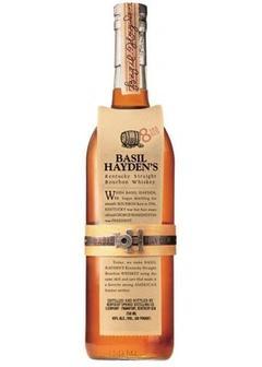 виски Basil Haydens-075л в Duty Free купить с доставкой в Санкт-Петербурге