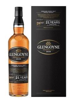 виски Glengoyne 21 Y.O. в Duty Free купить с доставкой в Санкт-Петербурге