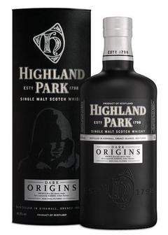 виски Highland Park Dark Origins в Duty Free купить с доставкой в Санкт-Петербурге