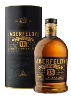 виски Aberfeldy 18 Y.O. в Duty Free купить с доставкой в Санкт-Петербурге