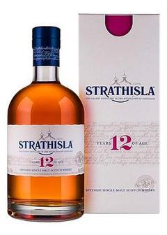 виски Strathisla 12 Y.O. в Duty Free купить с доставкой в Санкт-Петербурге
