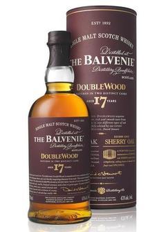 виски Balvenie Double Wood 17 Y.0. в Duty Free купить с доставкой в Санкт-Петербурге