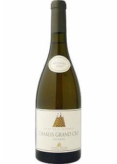 вино Chablis Grand Cru Vaudesir Pierre Andre в Duty Free купить с доставкой в Санкт-Петербурге