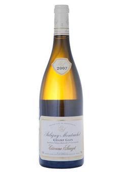 вино Puligny Montrachet 1er Cru Champ Gain Etienne Sauzet в Duty Free купить с доставкой в Санкт-Петербурге