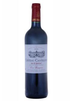 вино Medoc Chateau Canteloup Cru Bourgeois в Duty Free купить с доставкой в Санкт-Петербурге