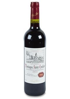 вино Montagne Saint Emilion Pierre Chanau в Duty Free купить с доставкой в Санкт-Петербурге