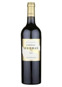 вино Saint Estephe Chateau Serilhan в Duty Free купить с доставкой в Санкт-Петербурге