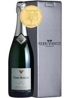 шампанское Brut Grand Cru Blanc de Blancs Pierre Moncuit в Duty Free купить с доставкой в Санкт-Петербурге