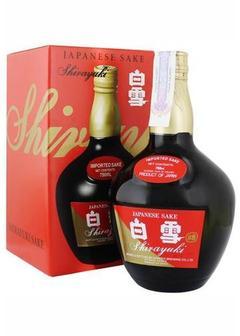 саке Japanese Sake Shirayuki в Duty Free купить с доставкой в Санкт-Петербурге